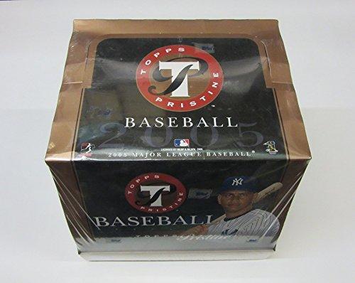 2005 Topps Pristine Baseball Box (Hobby)