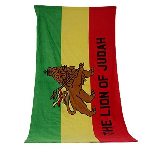Rasta Beach Towels - 7