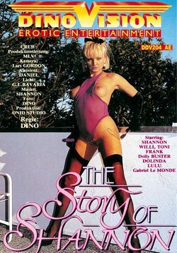 The Story Of Shannon Amazonde Dolly Buster Dino Dvd Blu Ray