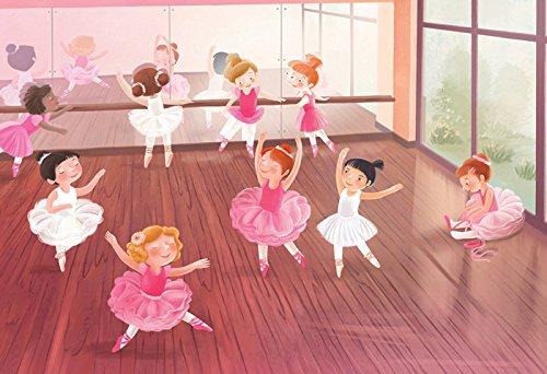 Junior League Ballet Art Print, Poster or Canvas