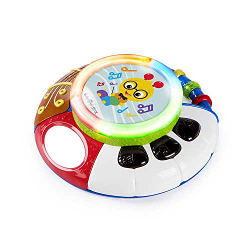 - Baby Einstein Music Explorer Musical Toy with Lights and Melodies, Ages 3 months +