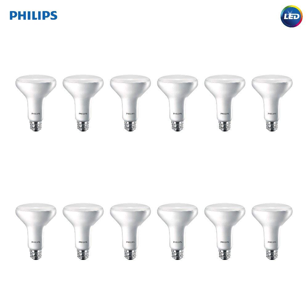 Philips 541037 LED Light Bulb, 12 Pack, 2700K, 12 Piece