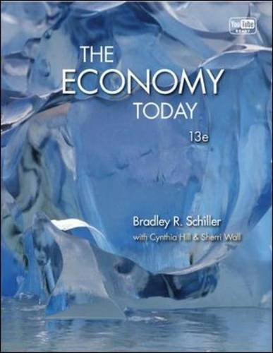 The Economy Today, 13th Edition (McGraw-Hill Series - Element 13th
