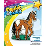 ColorBok TB-48945 Makit and Bakit Suncatcher Kit, Horse