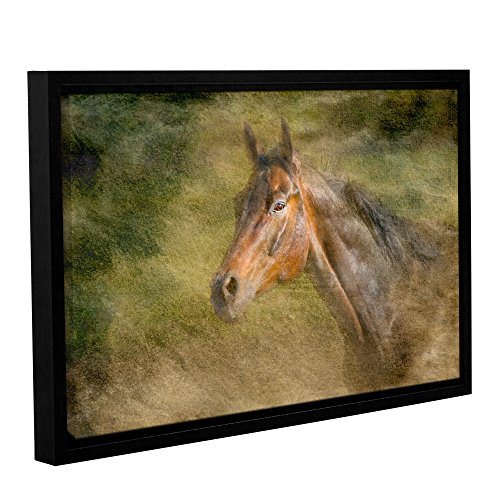 Antonio Raggio's Majestic Horse, Gallery Wrapped Floater-framed Canvas 24X36