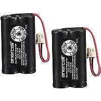 Enercell 2.4V 800 mAh NI-CD Cordless Phone Battery for VTech BT175242 - Bulk Lot of 2 Batteries