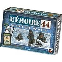 Asmodee MEM16 - Jeu de Stratégie - Mémoire 44 - Extension - Winter Wars
