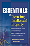 Essentials of Licensing Intellectual Property