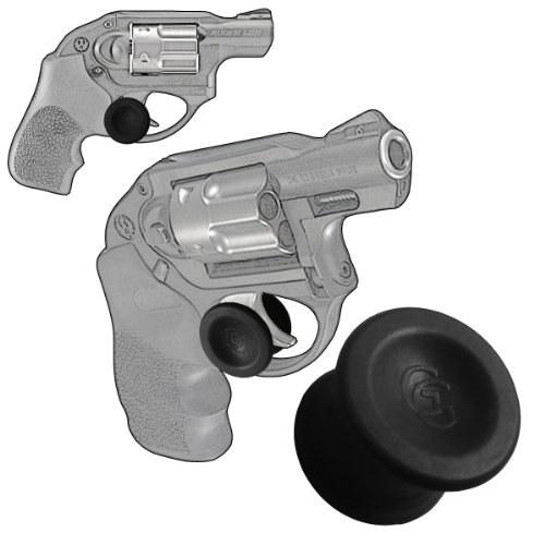 3 Pack Ruger LCR 22 38 Special and 357 Magnum Quick Release Concealed Carry Micro Holster Trigger Stop by Garrison Grip - Special 38 Gun