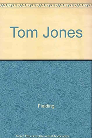 book cover of The History of Tom Jones, a Foundling