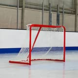 Professional Ice Hockey Goal - Upgrade Your Setup With This Premium Goal [Net World Sports]