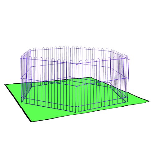 Kaytee Small Animal Playpen, 5 Square feet