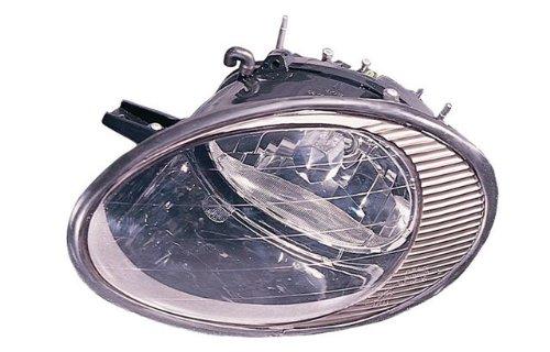 Ford Taurus 96 97 To 5/18/98 Headlight Head Light F8Dz13008Fa F8Dz13008Ea ()