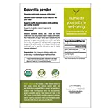 Banyan Botanicals Boswellia Powder - USDA