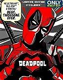 Deadpool (Steelbook) [4K Ultra + Blu-ray + Digital]