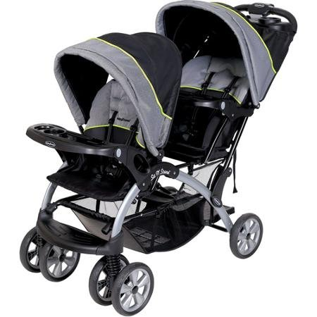 Age For Sit And Stand Stroller - 6