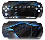 Sony PSP 1000 Decal Skin - Electric XP Theme by
