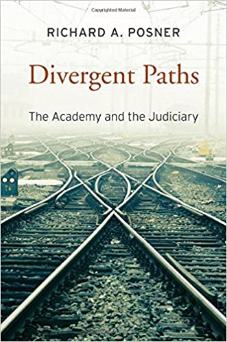 The Academy and the Judiciary Divergent Paths
