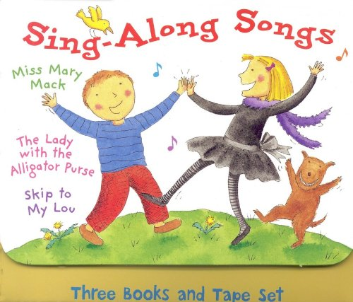 Sing Along Songs (3 Books and 1 Tape Set) Mary Ann Hoberman
