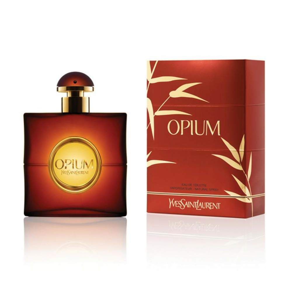 OPIUM by Yves Saint Laurent 3.0 oz EDT Spray NEW in Box for Women by OPIUM