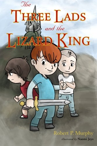 The Three Lads and the Lizard -