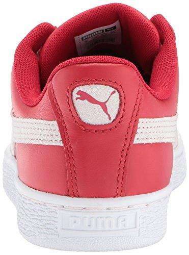 Puma Femmes Panier Coeur De Wn Sneaker Toreador-puma Blanc