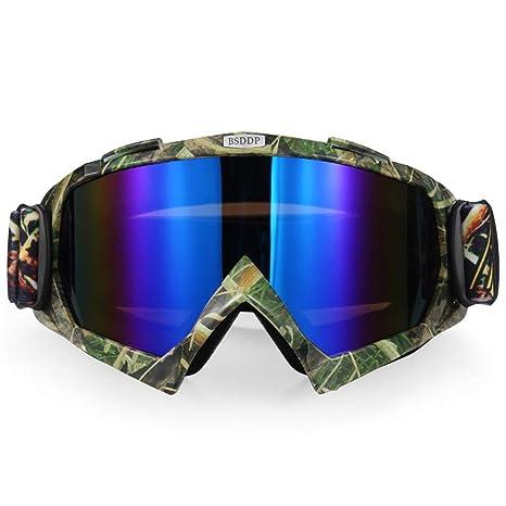 CXJ Gafas De Esquí Máscara De Snowboard Invierno Moto De ...