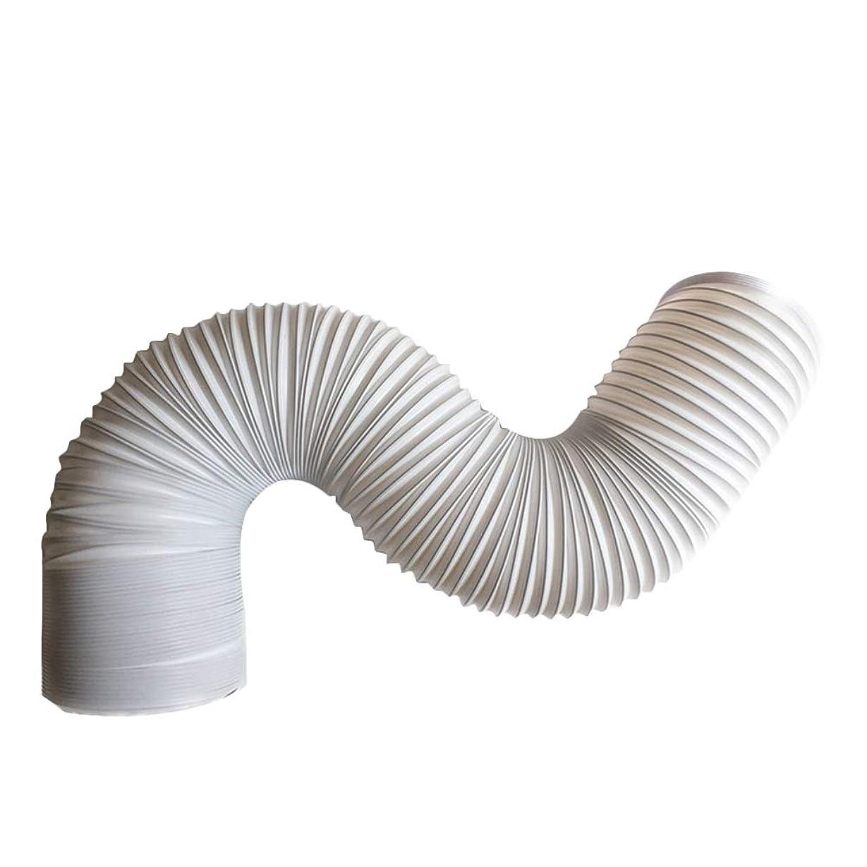 フェデレーションやむを得ないフォーマルk.mono屋 フレキシブルホース アルミ 換気?排気用 エアコン 蛇腹ダクト (長さ3m、直径10cm)