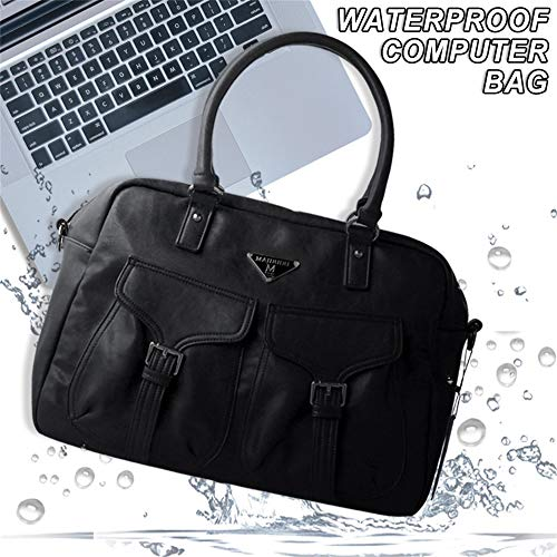 MAIDUDU Laptop Shoulder Bag, Travel Business Laptop Tote Bag with Laptop Large Capacity Bags For Women, Casual Purses and Handbags