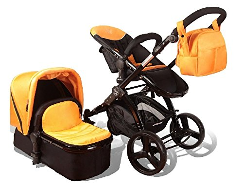3 In 1 Travel System With Baby Pram - 8