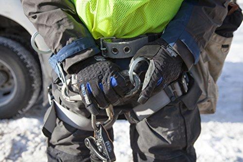 Ergodyne ProFlex 817WP Reinforced Thermal Waterproof Insulated Work Gloves, Touchscreen Capable, Black, Medium