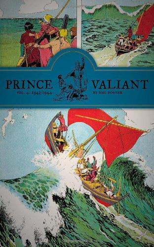 Prince Valiant, Vol. 4: 1943-1944 pdf