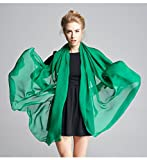 XY-Fancy-Women-100-Silk-Solid-Scarf-Oversize-Sunscreen-Shawl-Infinity-Beach-Wrap-Spring-Autumn-And-Winter-ALL-Match