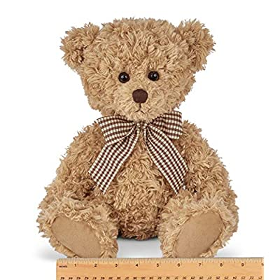 Bearington Theodore Brown Plush Stuffed Animal Teddy Bear, 17 inches: Toys & Games