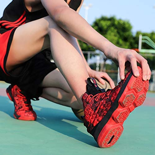 スニーカー スポーツ バスケットシューズ メンズ レディース ジュニア ランニングシューズ ジュニア 防滑 通気 耐久性のある おしゃれ 人気 通学 通勤