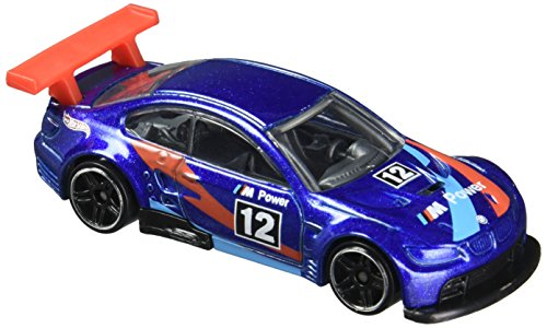 HOT WHEELS EXCLUSIVE BMW BLUE product image