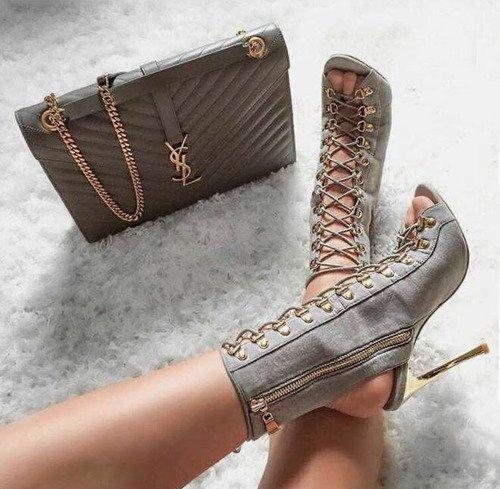 con black 11cm de zapatos de alto femeninas sexy alto nuevas sandalias expuestos galvanizada correas con satinado fina metal ZHZNVX de talón Las de y wqaPxvCg
