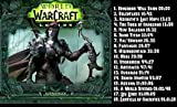 World of Warcraft Legion Video Game Soundtrack CD