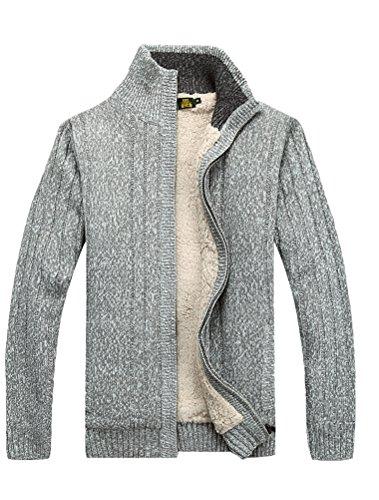 Grey Uomo light Cappotto Style1 Matchlife xB1qgXw