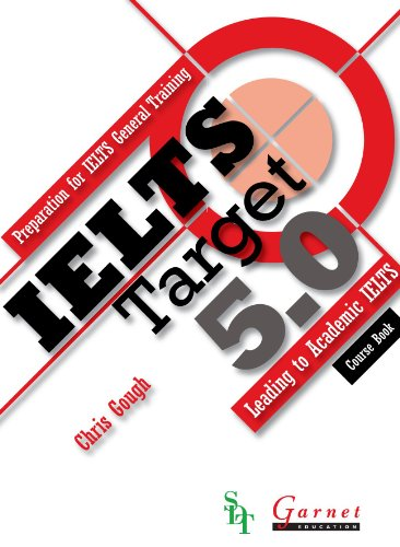 IELTS Target 5.0 - Student Book only - old edition