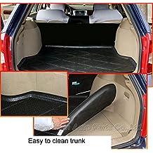 Car boot liner Cargo Mat Tray Trunk Floor Protector Mat Carpet Car trunk protectors Custom Fit Mitsubishi Outlander 2013 2014 2015 2016