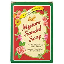 Mysore Sandal Soap 2.65-Ounce Box, (Pack of 12)