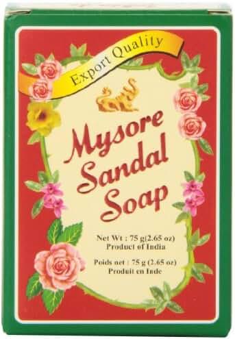 Mysore Sandal Soap 2.65 oz Box,  (Pack of 12)