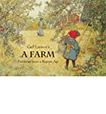 img - for A Farm: Paintings from a Bygone Age (Hardback) - Common book / textbook / text book