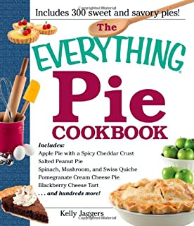 The Everything Pie Cookbook (Everything Series)
