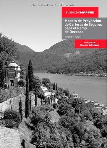 Modelo de proyección de carteras de seguros para el ramo de decesos (Spanish Edition): Vv.Aa.: 9788498442229: Amazon.com: Books