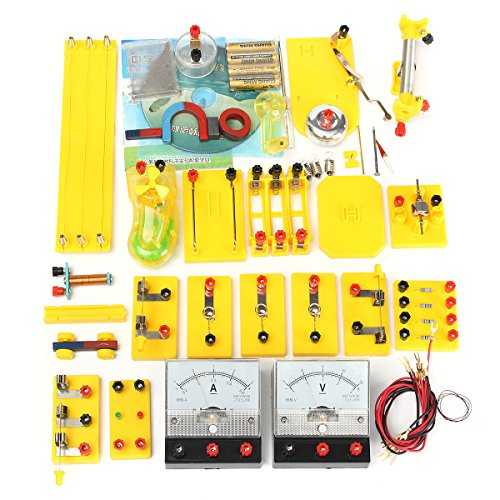 New Electricity Physical Experiment Test Lab Science Teaching Equipment by Letbobg
