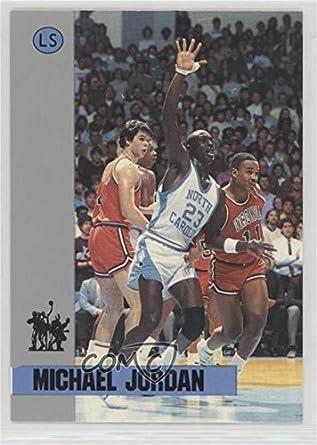 Amazoncom Michael Jordan Basketball Card 1991 Little Sun The