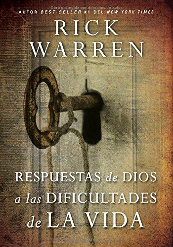 Book Cover: Respuestas de Dios a las dificultades de la vida