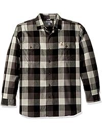 Men's Hubbard Plaid Flannel Shirt